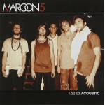 Maroon 5 1.22.03.Acoustic Live (CD)