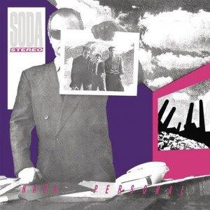 Soda Stereo Nada Personal (LP)