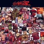 Gorillaz The Singles Collection 2001-2011 (CD+DVD) (Limited Edition)