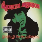 Marilyn Manson Smells Like Children (CD)