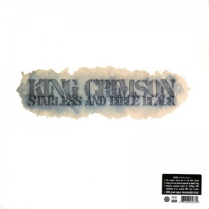 King Crimson Starless And Bible Black (Vinilo)