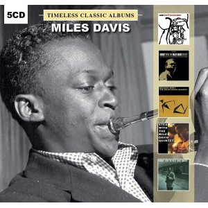 Miles Davis Timeless Classics Albums (BOX) (5CD)