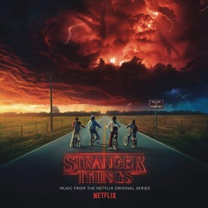 Stranger Things (Music From The Netflix Original Series) (CD) (OST)