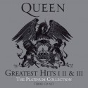 Queen Greatest Hits i, II & III (The Platinum Collection) (3CD)