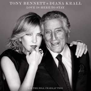Tony Bennett & Diana Krall Love Is Here To Stay (CD)