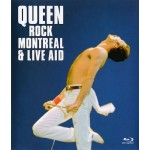 Queen Rock Montreal & Live Aid (Bluray)