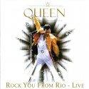 Queen Rock From Rio 1985 (Vinilo)