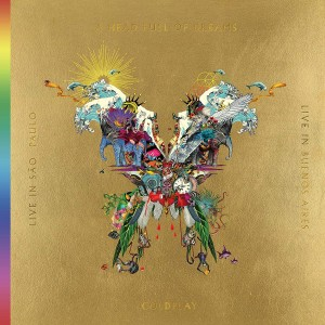 Coldplay Live In Buenos Aires (Vinilo) (3LP+DVD) (BOX)