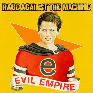 Rage Against The Machine ‎ Evil Empire (Vinilo)