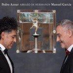 Pedro Aznar &  Manuel Garcia Abrazo De Hermanos (CD)