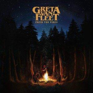 Greta Van Fleet From The Fires (CD)