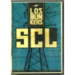 Los Bunkers SCL (CD+Bluray)
