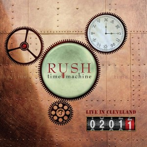 Rush Time Machine 2011: Live In Cleveland (Vinilo) (3LP) (BOX)