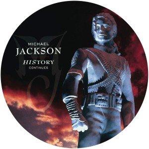 Michael Jackson History Continues (Vinilo) (2LP) (Picture Disc)