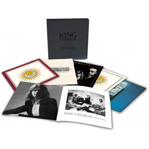 King Crimson 1972 - 1974 (BOX) (Vinilo) (6LP) (Limited Edition)