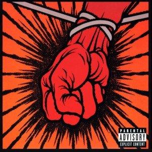 Metallica  St. Anger (CD)