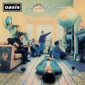 Oasis  Definitely Maybe (Vinilo) (2LP)