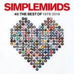 Simple Minds ‎ 40: The Best Of 1979  - 2019 (Vinilo) (2LP)