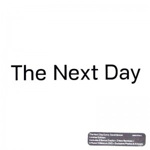 David Bowie The Next Day (Deluxe Edition)