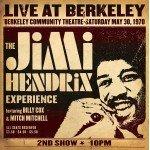 The Jimi Hendrix Experience  Live At Berkeley (Vinilo) (2LP)
