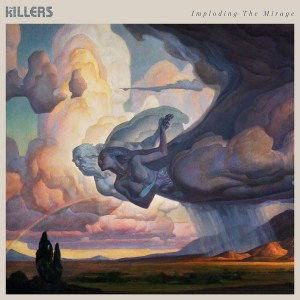The Killers  Imploding The Mirage (CD)
