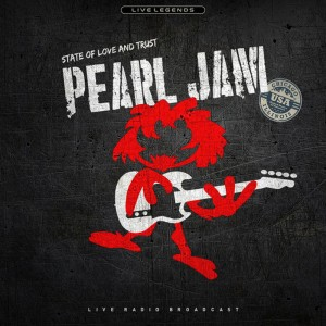 Pearl Jam State Of Love And Trust (Vinilo) (Red Vinyl)