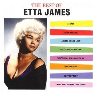 Etta James The Best Of Etta James (Vinilo)