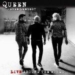 Queen + Adam Lambert Live Around The World (Vinilo) (2LP) (Red Vinyl)