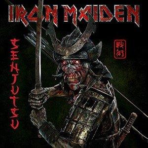Iron Maiden Senjutsu (Vinilo) (3LP)