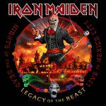Iron Maiden Nights Of The Dead, Legacy Of The Beast: Live In Mexico City (2CD)